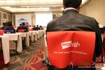 Wooyah (Chair Cover Sponsor) at the 2013 Las Vegas Digital Dating Conference and Internet Dating Industry Event