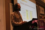 Dave Rubin (CEO of VeggieDate) at the CEO Therapy session at Las Vegas iDate2013
