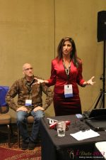 Deanna Lorraine at the January 16-19, 2013 Internet Dating Super Conference in Las Vegas