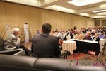 Dr. Neil Clark Warren (Founder and CEO of eHarmony) at the 10th Annual iDate Super Conference