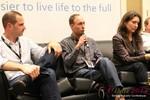 Sean Wood (VP at Cupid.com) at the Final Panel Debate at iDate2013 Las Vegas