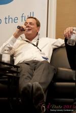 Max McGuire (CEO of RedHotPie) at Las Vegas iDate2013