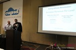 Jason Hart (Lead Wrench) at the January 16-19, 2013 Internet Dating Super Conference in Las Vegas