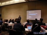 Kelly Bennett (Business Development at Amazon Mechanical Turk) at the 33rd International Dating Industry Convention