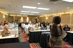 Lisa Darsonval and Michelle Jacoby  at the 2013 Las Vegas Digital Dating Conference and Internet Dating Industry Event