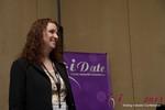 Melanie Gorman (SVP at YourTango) at iDate2013 Las Vegas