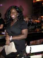 Charreah Jackson (Essence Magazine) at the Shadow Bar Party at the 33rd International Dating Industry Convention