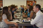 Speed Networking among Dating Industry Executives  at the September 8-9, 2014 Cologne European Union Internet and Mobile Dating Industry Conference