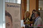 Exhibit Hall, Scamalytics Sponsor  at iDate2014 Cologne