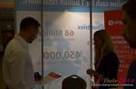 Exhibit Hall, Onebip Sponsor  at iDate2014 Cologne