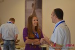 Exhibit Hall  at the 11th Annual European Union iDate Mobile Dating Business Executive Convention and Trade Show