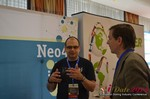 Exhibit Hall, Neo4J Sponsor  at the 2014 European Union Internet Dating Industry Conference in Cologne