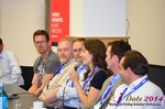Final Panel of Dating Industry CEOs and Thought Leaders  at the September 8-9, 2014 Cologne European Union Internet and Mobile Dating Industry Conference