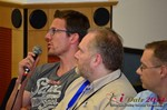 Henning Weichers CEO of Metaflake, Final Panel  at the 39th iDate2014 Cologne convention