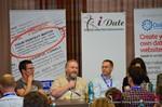 Wayne May of ScamSurvivors, Final Panel  at iDate2014 Europe