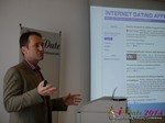 Mark Brooks, Publisher of Online Personals Watch at the Pre-Conference  at iDate2014 Cologne