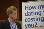 Martin Thor, Sales Manager of Mobile Entertainment at Dimoco  at the September 8-9, 2014 Cologne European Union Online and Mobile Dating Industry Conference