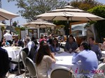 Lunch at the June 4-6, 2014 Mobile Dating Industry Conference in Beverly Hills