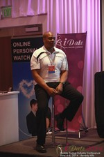 Nigel Williams, VP at Adxpansion On Best Strategies For Online Dating Conversions at the 38th iDate2014 Beverly Hills
