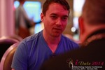Speed Networking Among Mobile Dating Industry Executives at iDate2014 Beverly Hills