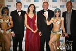 Dating Factory & RedHotPie Execs  at the 2014 Internet Dating Industry Awards in Las Vegas