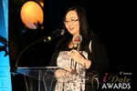 Michelle Li of Successful Match (Winner of the DatingWebsiteReview.net Award for Best New Feature) at the 2014 Internet Dating Industry Awards in Las Vegas