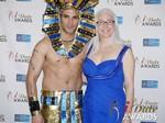 Mary Haskett of beehiveID  in Las Vegas at the January 15, 2014 Internet Dating Industry Awards