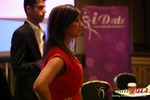 Deanna Lorraine & Max Trypp Kramer at the 2014 Internet Dating Super Conference in Las Vegas