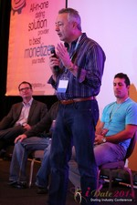 Jeff Reichard - CEO of Aclispa at iDate2014 Las Vegas