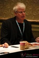 Dr. David Buss at iDate Expo 2014 Las Vegas