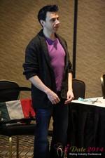 Prof. Damon McCoy - George Mason University at the January 14-16, 2014 Las Vegas Internet Dating Super Conference
