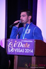 Steve Dakota Happas - Moderator of Dating Affiliate Marketing Panel at the 37th International Dating Industry Convention
