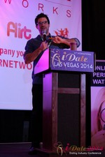 Tai Lopez - CEO at Model Promoter at iDate2014 Las Vegas