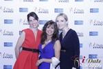 Leila Benton-Jones, Renee Piane and Rachel MacLynn at the 2015 iDateAwards Ceremony in Las Vegas held in Las Vegas