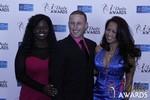 Charreah Jackson and Carmelia Ray in Las Vegas at the January 15, 2015 Internet Dating Industry Awards