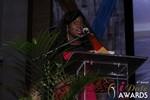 Charreah Jackson - Relationships Editor at Essence Magazine at the 2015 iDate Awards Ceremony
