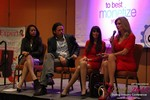 CNN Panel on Content Marketing - Carmelia Ray, David Perez, Julie Spira & Wendy Walsh at the 40th International Dating Industry Convention