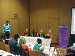 CEO Growth Ideas for Matchmakers and Dating Coaches - Doron Kim, Rachel MacLynn, Natacha Noel, Kristina Lynn, Lisa Darsonval at the January 20-22, 2015 Las Vegas Internet Dating Super Conference