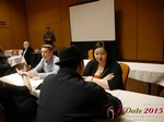 Investors, Funders, Mergers and Acquisitions Session at the 2015 Las Vegas Digital Dating Conference and Internet Dating Industry Event