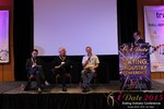 Dating Technology and Behavioral Trends Panel - Michael McQuown, Dr David Buss, Dan Winchester and Mark Brooks at iDate2015 Las Vegas