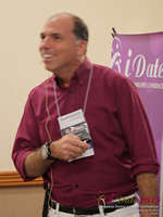 Marc Lesnick Speaking On Utail And Social Promotion For Dating Operators   at the 2015 London U.K. & E.U. Mobile and Internet Dating Expo and Convention