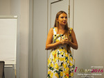 Svetlana Mukha - CEO of Diolli at the iDate Premium International Dating Business Executive Convention and Trade Show