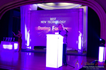 Wayne May Presenting the Best New Technology Award at the 2016 Internet Dating Industry Awards Ceremony in Miami