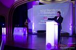 Mark Brooks Presenting the Most Innovative Company Award at the 2016 iDate Awards
