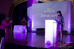 Kelly Steckelberg of Zoosk Winner of Best Dating Site at the 2016 Internet Dating Industry Awards Ceremony in Miami