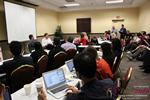 Alexander Harrington CEO da Snap Interactive Otc Stvi Percepções com Mark Brooks at the January 25-27, 2016 Miami Internet Dating Super Conference
