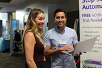 Business Networking among Dating Executives at the 13th Annual iDate Super Conference