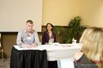 Jasbina Ahluwalia CEO da Intersections Match e Patrcik Fletcher sobre Matchmaking at the 2016 Internet Dating Super Conference in Miami