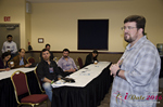 Ophir Laizerovich Presidente da Professionalmatch Palestrando sobre Estratégia de Propaganda no Facebok at the 43rd International Dating Industry Convention