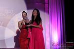 Carmelia Ray Presenting the Best Dating Coach Awardaward at the 2016 iDateAwards Ceremony in Miami held in Miami
